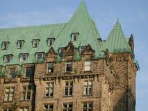 大厦渥太华议会 免版税图库摄影
