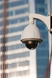 大厦照相机办公室监视 库存照片