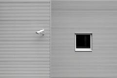大厦照相机证券 库存图片