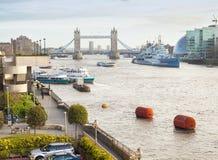 大厦王国伦敦老塔团结的维多利亚 免版税库存图片