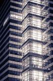 大厦现代企业的详细资料 图库摄影