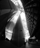 大厦现代的伦敦 免版税库存照片