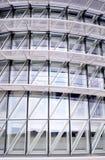 大厦现代详细资料的图象 库存照片