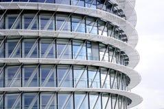 大厦现代详细资料的图象 库存图片