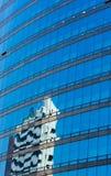 大厦玻璃现代反映skycraper 免版税图库摄影