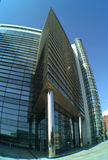 大厦玻璃 库存图片