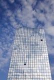 大厦玻璃 免版税图库摄影