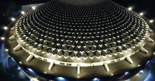大厦的圆的屋顶 r r 影视素材