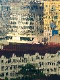 大厦的片段 免版税库存图片