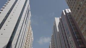 大厦看法从底层的 股票视频