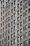 大厦窗口 免版税库存照片