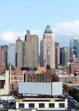 大厦纽约 库存照片