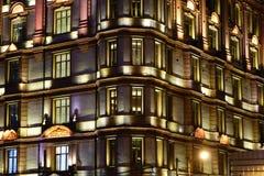 大厦老上海 库存照片