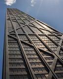 大厦芝加哥汉考克 免版税库存图片