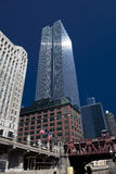 大厦芝加哥 库存照片