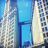 大厦芝加哥 免版税库存照片
