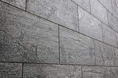 大厦花岗岩豪华墙壁 免版税库存照片