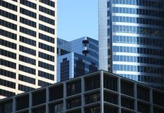 大厦视图 免版税库存照片