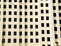 大厦视窗 免版税图库摄影