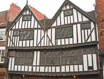 大厦详述大中世纪 库存图片