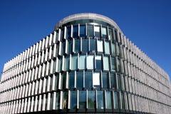 大厦详述现代 免版税库存照片