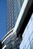 大厦详述现代 免版税图库摄影