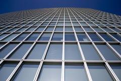大厦透视图 库存照片