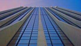 大厦透视图 免版税库存图片