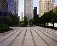 大厦透视 免版税图库摄影