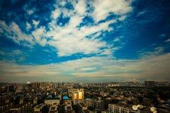 大厦风景 免版税图库摄影