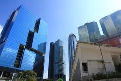 大厦香港办公室 库存照片