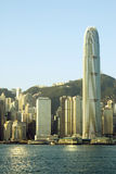 大厦香港 免版税库存照片