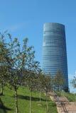 大厦高层 毕尔巴鄂西班牙 免版税库存图片