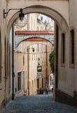 大厦建筑学在Olomouc 库存照片