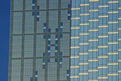 大厦细节 图库摄影