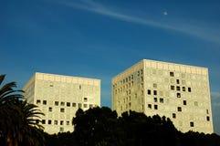大厦 免版税库存图片