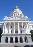 大厦califronia国会大厦 免版税库存照片