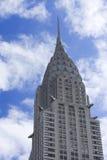 大厦chrylser 库存照片