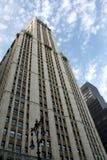 大厦woolworth 免版税图库摄影