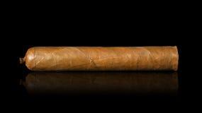 大古巴雪茄 免版税库存照片