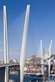 大吊桥 免版税库存图片
