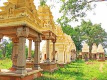 大君的纪念碑和坟茔迈索尔卡纳塔克邦印度 图库摄影