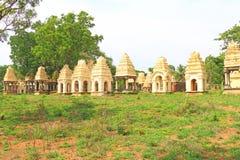 大君的纪念碑和坟茔迈索尔卡纳塔克邦印度 库存图片