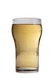 大啤酒杯 图库摄影