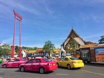 大回环,曼谷,泰国 库存照片