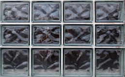 大块玻璃窗口 库存图片