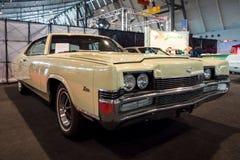 大型个人豪华汽车水星抢劫者X-100, 1969年 免版税库存图片