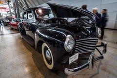 大型汽车克莱斯勒皇家温莎, 1940年 库存图片