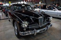 大型汽车克莱斯勒皇家温莎, 1940年 免版税库存图片