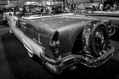 大型汽车薛佛列贝莱尔Convertible, 1955年 库存照片